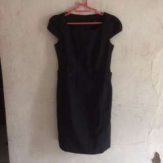 Invio dress black