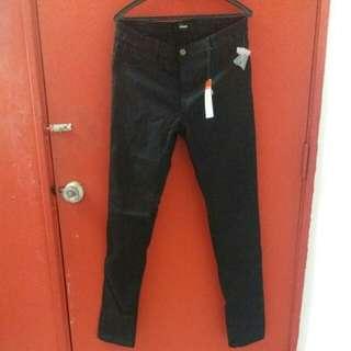 #UNDER90 Black strectable jeans