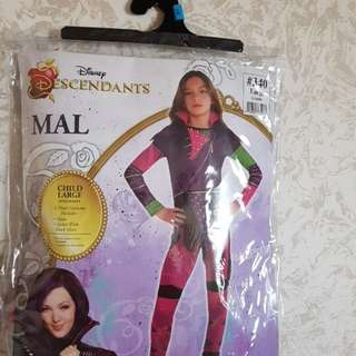 Descendants Mal costume