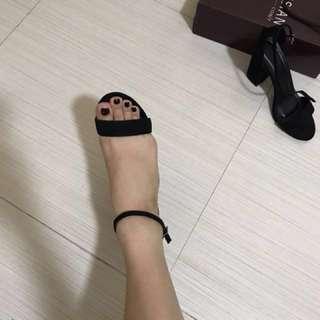 SM Parisian Strap Heels