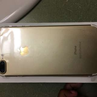 iPhone 7plus brand new unlocked