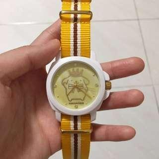 Sanrio 布甸狗 成人 八達通手錶