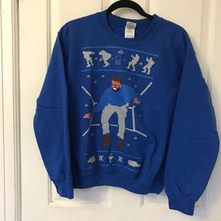 Drakemas sweater