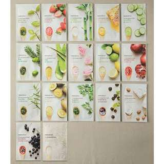 Innisfree Its Real Squeeze Mask 1 Sheet (14 Scents)
