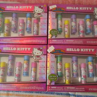 BNIB Hello Kitty Lip Balm