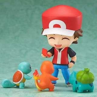 Nendoroid 425- Pokemon Red