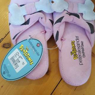 """Peter alexander slippers size """"S"""""""