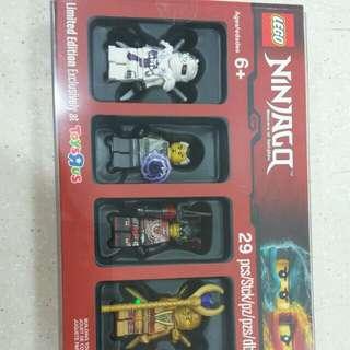 Ninjago Lego 5004938 (Last PC)