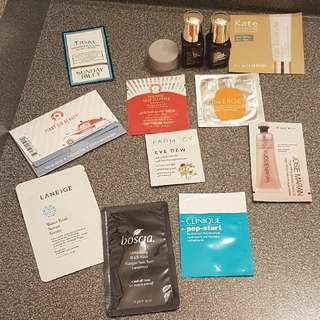 Sample Goodie Bag