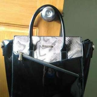 Michaela Black Bag (Limited Edition)