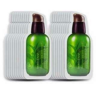 Innisfree green seed serum sample 10pcs