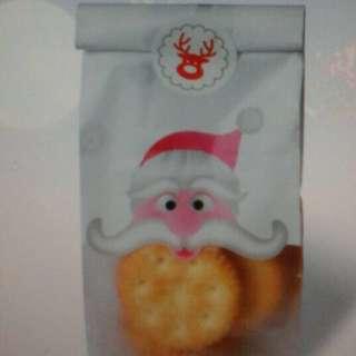 Santa Food Pack
