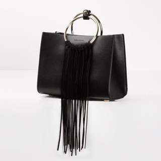 Belle & Bloom - The Palm Leather Handbag
