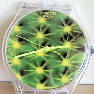 Swatch Maxi Clocks! Collectors item. Extremely rare!