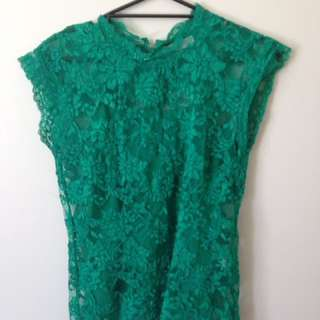 Alannah Hill Lace Top