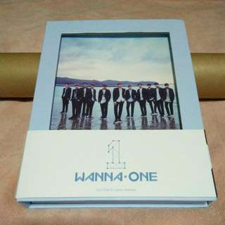 [WTS] Wanna One To Be One First Mini Album Sky ver.