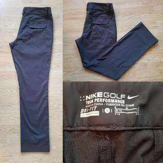 Womens Nike Golf Pants Size 8