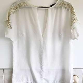 Ally fashion top - Size 8AU