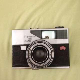 BRAUN NURNBERG PAXETTE AUTO 35 film camera
