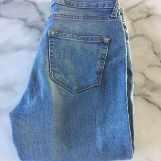 Miss Selfridge Blue Jeans