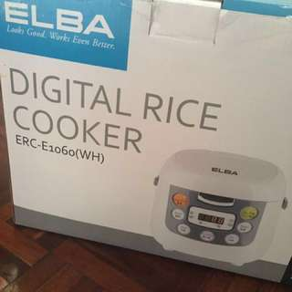 ELBA DIGITAL RICE COOKER