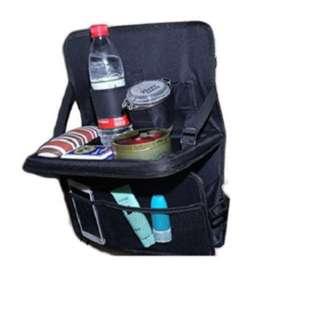 Brand new car organizer/ food tray x2