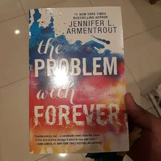 The Problem With Forever Novel