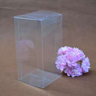 Clear Plastic Gift Box