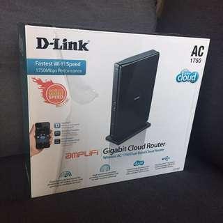 D-Link Gigabit Cloud Router DIR-865L