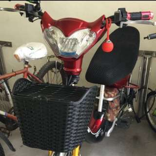 Looking For This Ebike