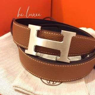 Hermes belt 90