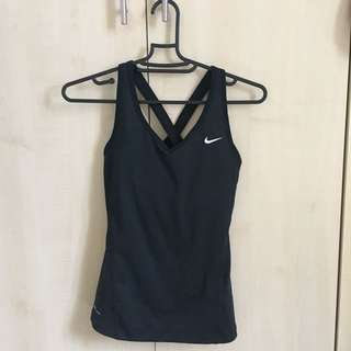 Nike Authentic Sporting Top