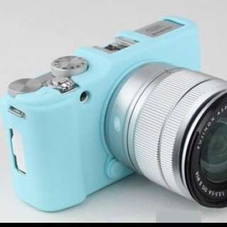 Silicone Case for Fujifilm xm1 xa2 xa1 xa3
