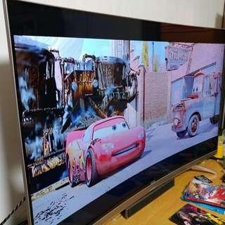 Hisense 55吋電視