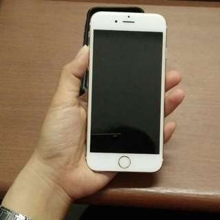Iphone 6 16GB Gold Like New