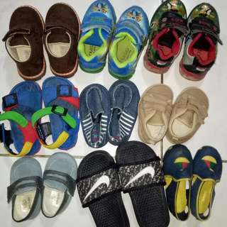 Bundle Sale!! Take All Baby Boy Shoes