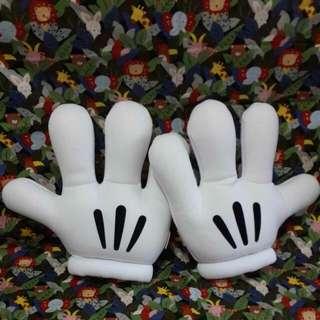 萬聖節_米奇手套 (日本迪士尼帶回)