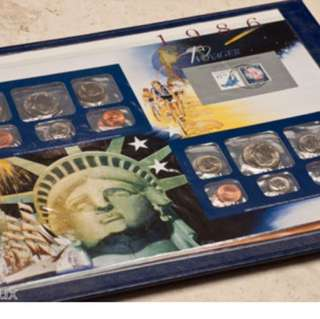 US Uncirculated coin mint set collection