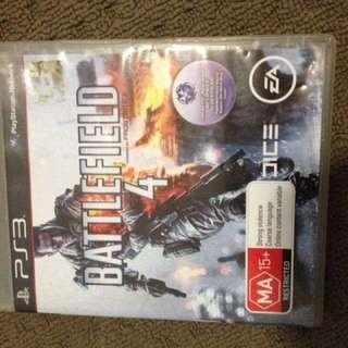 Battle feild 4