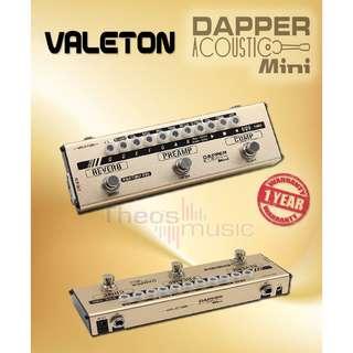 Dapper ACOUSTIC Mini - Acoustic Effects Strip