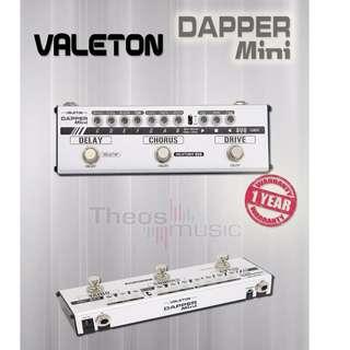 """Valeton DAPPER MINI """"5in1 Effects Strip"""""""