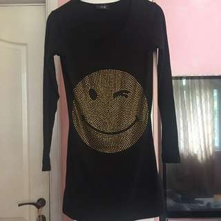 Smiley Long Sleeves ( perfect for cold weather)