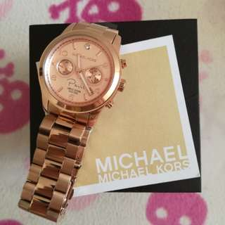 RUSH SELLING MK Limited Edition Watch