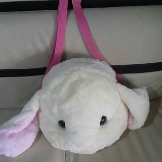 White Bear Hand Bag