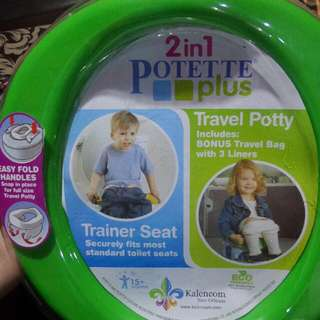 Travel Potty/Trainer Seat