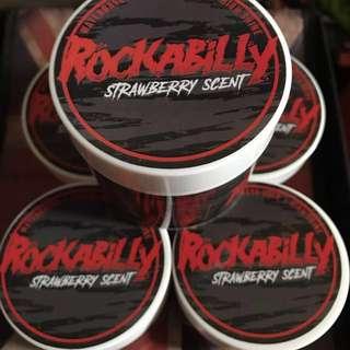 Rockabilly pomade