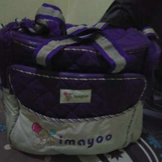 Tas bayi big size-diapers bag