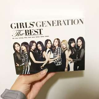 SNSD THE BEST LIMITED OOP [PRICE REDUCED]