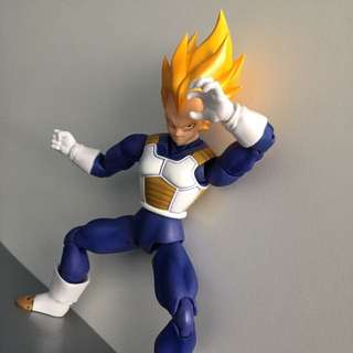 S.H.Figuarts Super Saiyan Vegeta - Premium Color Edition