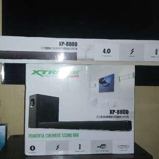 XTREME Powerful Cinematic Sound Bar(XP-8800)